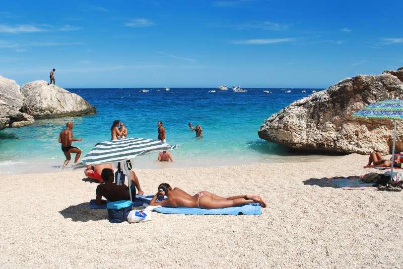 Travel And Holiday To South Italy Sardinia Maddalena Archipelago Gennargentu National Park