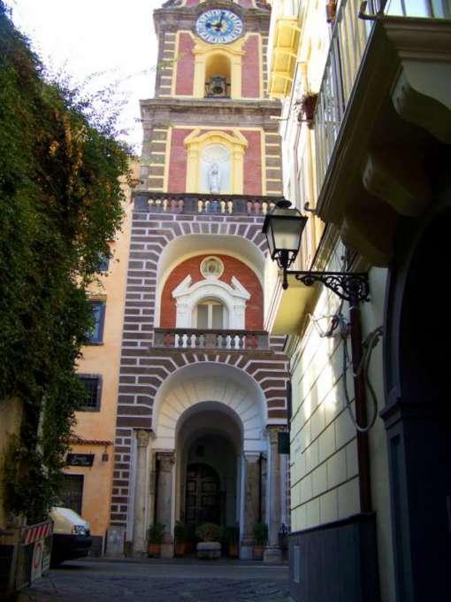 SORRENTO AMALFI COAST CAMPANIA SOUTH ITALY - HOLIDAYS ...