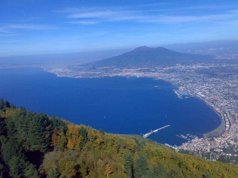 Vesuvius Volcano Campania South Italy Holidays Travel