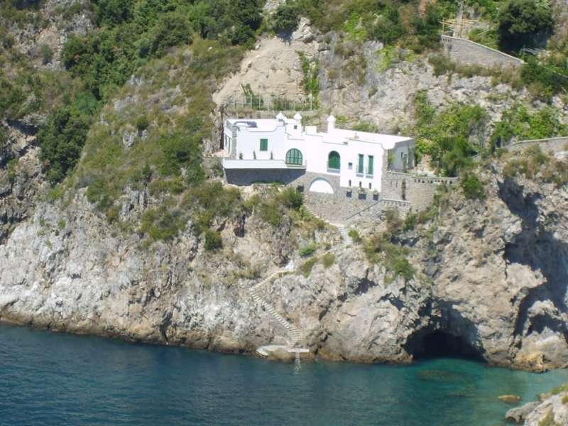 Conca Dei Marini Amalfi Coast Campania South Italy