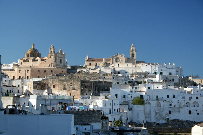 Ostuni Apulia South Italy Holidays Travel Amp Property In